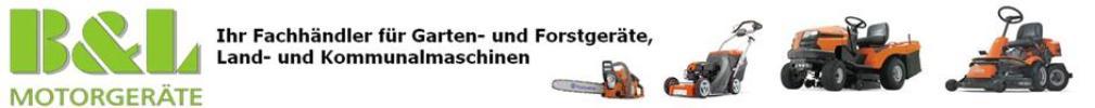 B & L Motorgeräte Onlineshop